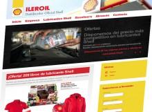Ileroil Redisseny Web