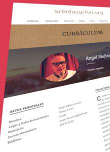 artedecarton – Web