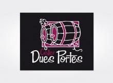 Celler Dues Portes Logo