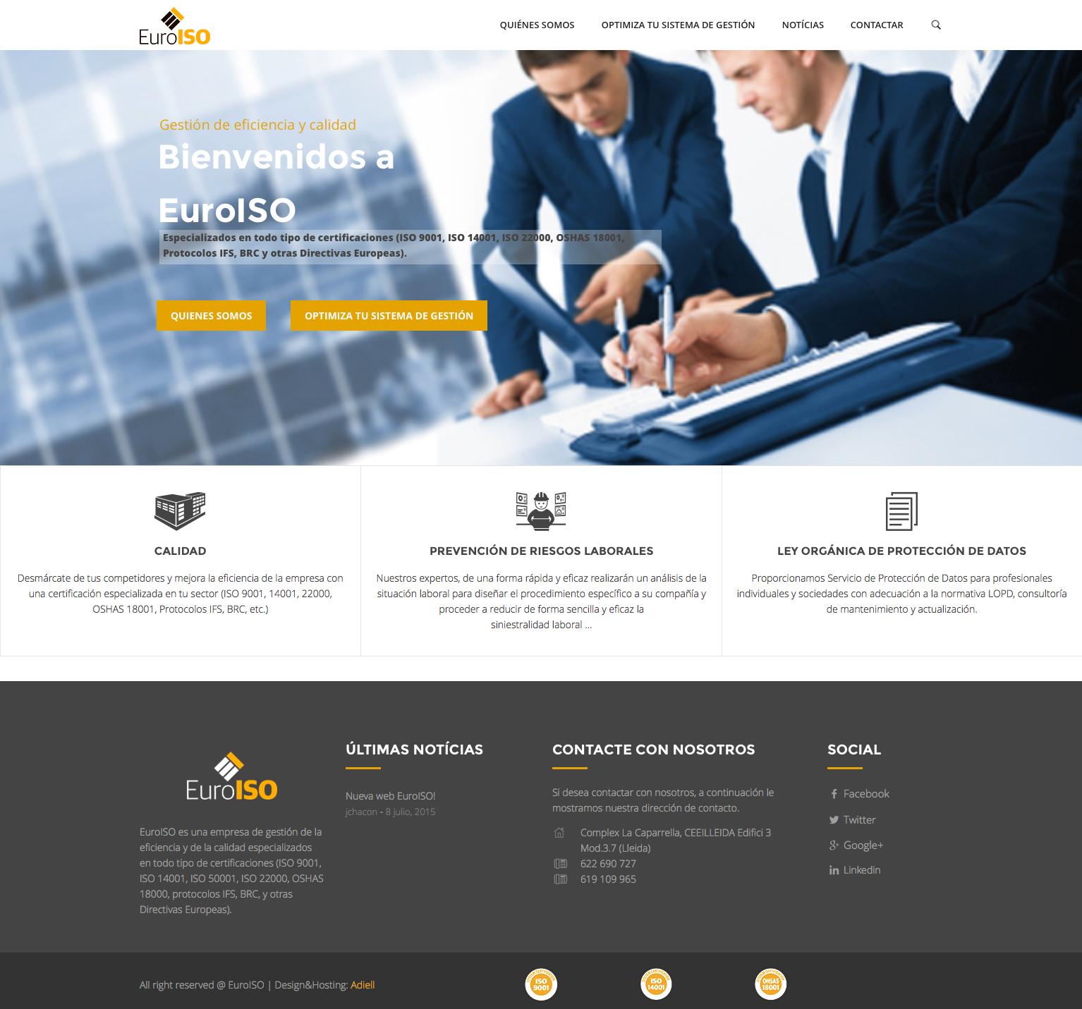 EuroISO-Web-Home