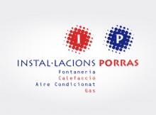 Intal·lacions Porras Logo