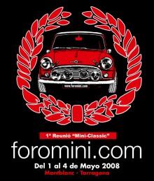 1a Reunió Mini Clàssic Logo