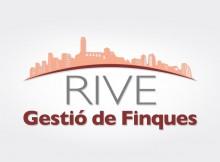 Rive Finques Logo