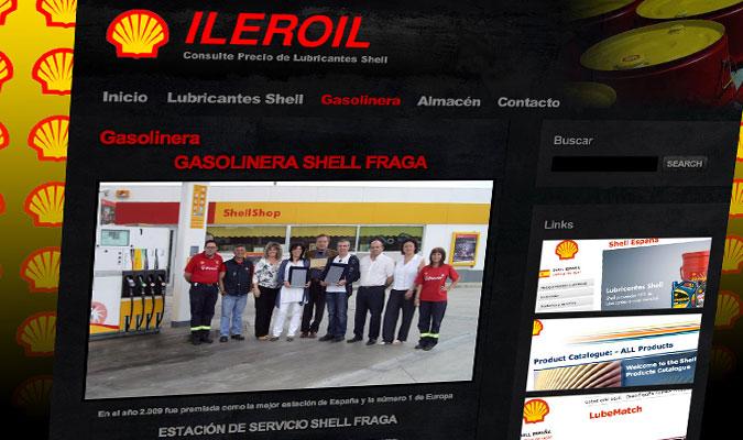IlerOil Web Gasolinera