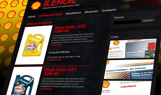 IlerOil Web Lubricantes