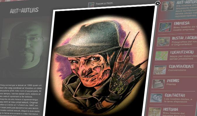 Original Tattoo Treballs
